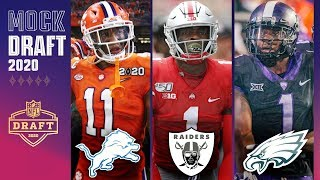 2020 NFL Mock Draft | GM NFL Mock Draft 2020