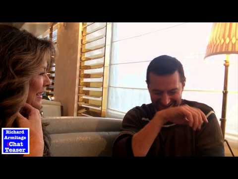 Richard Armitage: iChat Interview TEASER