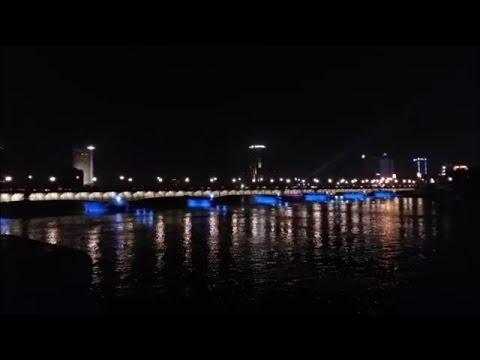 River Nile Cairo night