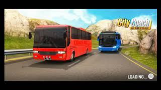 City Coach Bus Simulator 2021 - PvP Free Bus Games screenshot 1