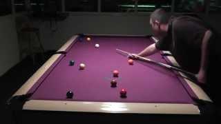 Virtual Pool 4 Blog - #2 Live Pool - Mal v Steve