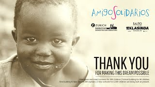 Amigos Solidarios | THANK YOU for making this possible