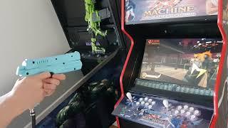 Gunslingers (Nintendo Wii) NAMCO Aimtrak light gun