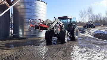 Perus maatilan arkea