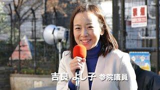 吉良よし子参院議員スピーチ 吉良佳子 検索動画 1