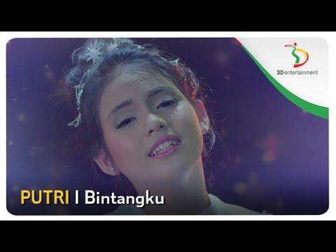 Putri - Bintangku   Official Video Clip