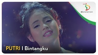 Putri - Bintangku | Official Video Clip