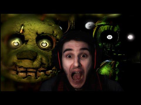 DAS SCHLIMMSTE SPIEL ALLER ZEITEN? | Let's Play Five Nights at Freddy's 3 Deutsch #1 (Facecam)