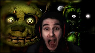 DAS SCHLIMMSTE SPIEL ALLER ZEITEN? | Let's Play Five Nights at Freddy's 3 Deutsch #1 (Facecam)