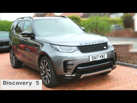 land rover discovery 5 better than a range rover youtube. Black Bedroom Furniture Sets. Home Design Ideas