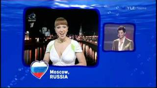 Eurovision Song Contest 2006 * Voting * Part 3/5 (HQ)