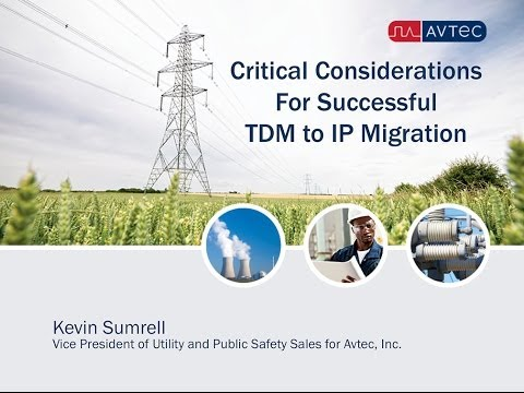 Critical Considerations for Successful TDM to IP Migration -