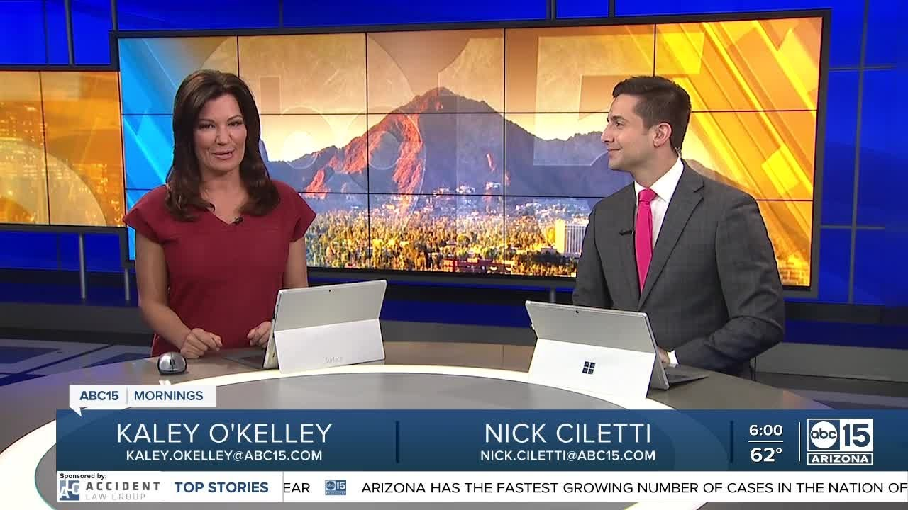 Download Full Show: ABC15 Mornings | October 20  , 6am