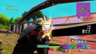 WE WON THE GAME WITHOUT KILLING THE LAST PERSON!!!! fortnite