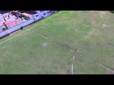 MBZIRC Team: Aerial Programming Creations, Drone Flying Test 2