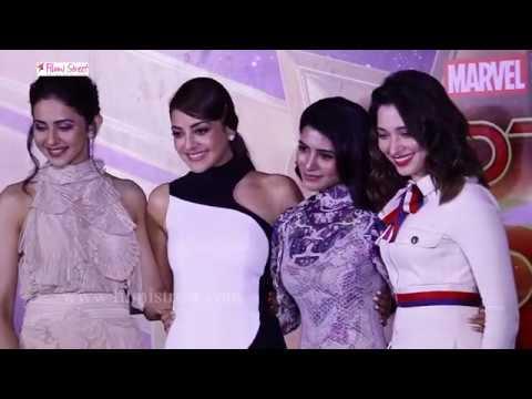 Download Vijay Ajith Surya Who Will be best ? Tamannah Samantha Kajal Rakul reveals l Captain Marvel l