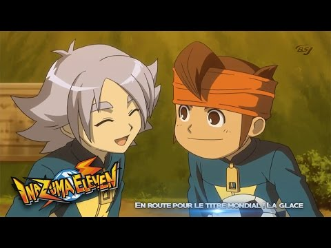 """Inazuma Eleven - 66 """"En route pour le titre mondial ! Première partie : La Glace"""" thumbnail"""