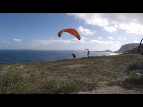 Raising Wings - Learn to fly in Cape Verde