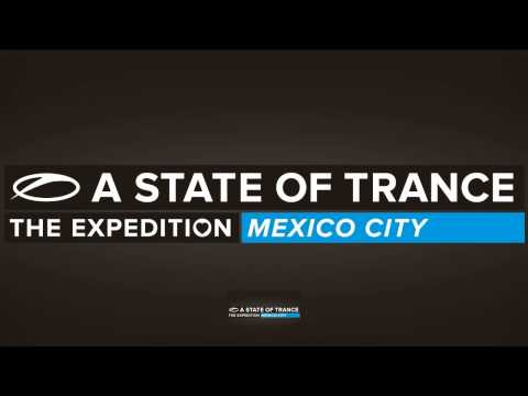 Armin Van Buuren: A State Of Trance 600 Mexico (Warm up)