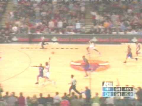 Bulls owned Knicks on 2004/2005 season - part 1