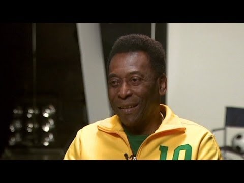 Football Legend Pele Speaks to CNN.