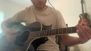 BANKS   NeedToBreathe   Guitar Cover