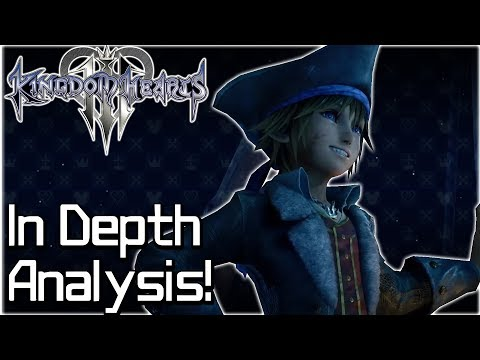 Kingdom Hearts 3 - Pirates of the Caribbean E3 2018 (Vol. 3) Trailer In Depth Analysis