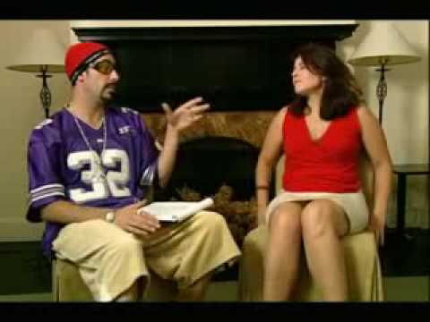 Ali-G...Interview with Naomi Wolf About Feminism