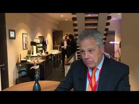 Philip Micallef at Hamburg Aviation Conference 2018