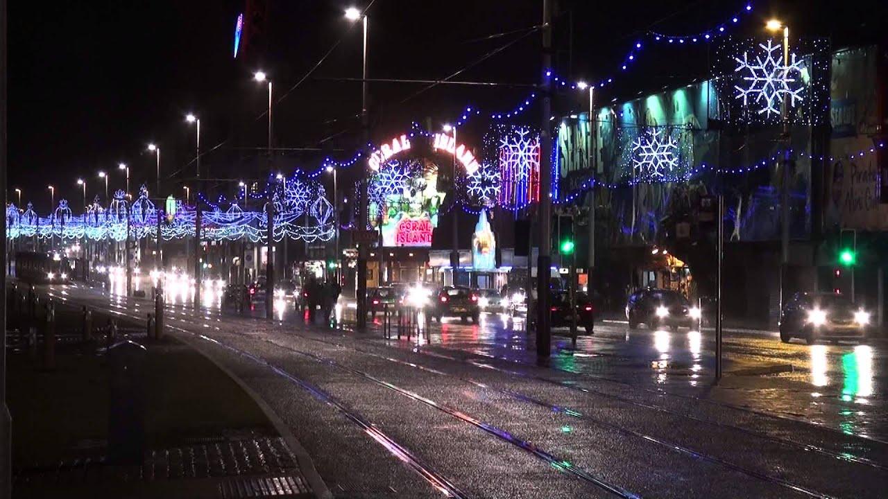 Blackpool's Illuminations (Part 1)