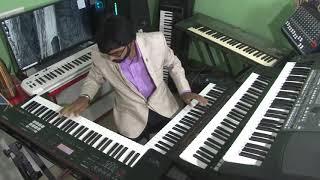 Lagi Aaj Sawan Ki Fir Vo Jhadi Hai.Cover Instrumental  HARJEETSINGHPAPPU
