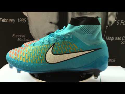 Chaussure De Foot Nike Magista Obra FG Blanc Orange Pas Cher