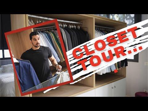 Closet Tour - Magno Scavo