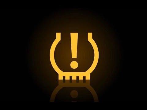 Honda crv 2016 tire pressure light