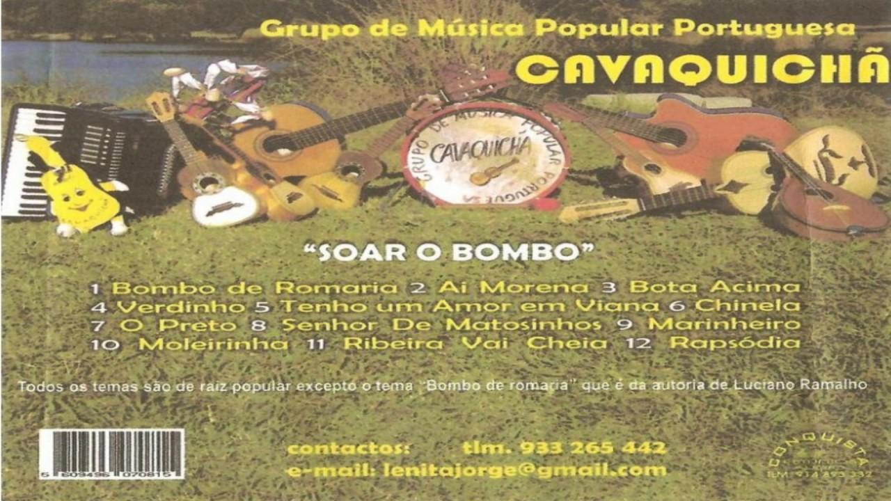 Grupo De Música Popular Portuguesa Cavaquichã Tenho Um Amor Em Viana Youtube