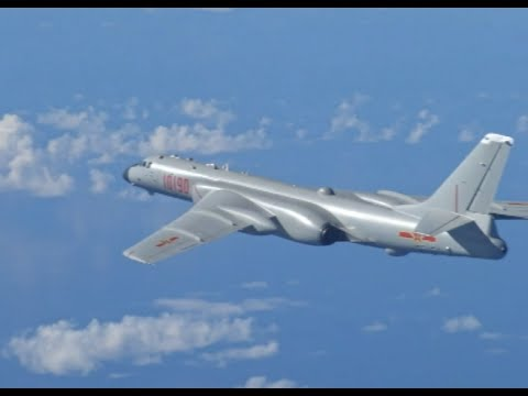 China's New Bomber H-6k Represents Great Leap in Long Range Precision Strike