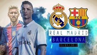Барселона - Реал мадрид 3-2 23.04.2017 Обзор матча