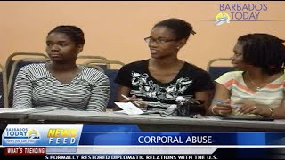 Corporal punishment in Barbados must now be called child abuse.