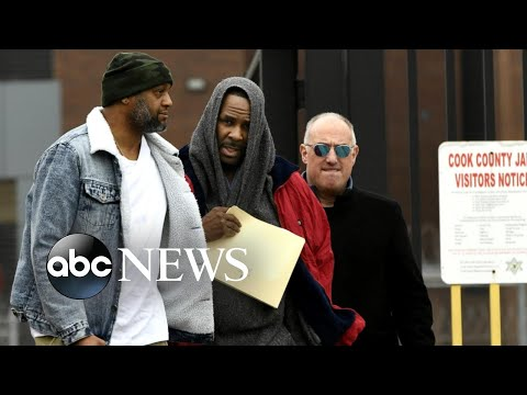 R. Kelly bailed out of jail for the second time in two weeks; new accuser comes forward