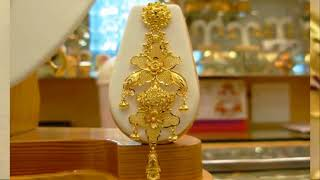 Light Weight All Gold Earrings Designs   Latest Gold Earrings Designs With Weight 299