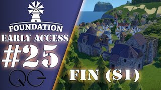 Une mise a jour prometteuse - Ep.25 - FOUNDATION   EARLY ACCESS   FR