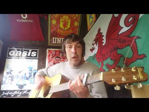 The Ron - wall of glass - liam gallagher cover
