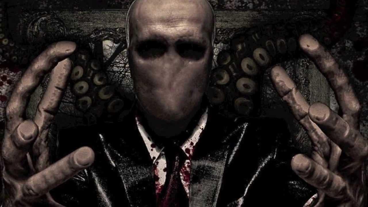 Slender Man ~ Monster - Eminem (Ft. Rihanna) - YouTube