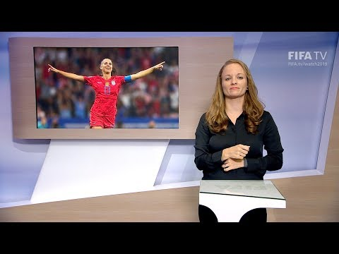 Matchday 22 - France 2019 - International Sign Language for the deaf and hard of hearing