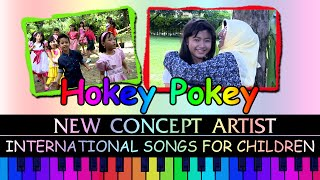 Hokey Pokey - New Concept Artists - International Songs For Children