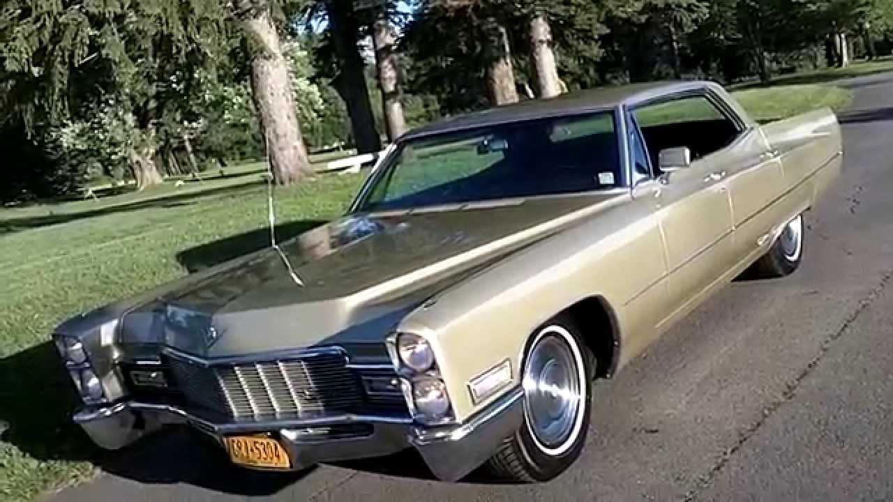 1968 Cadillac Calais Michael Stanton 315 853 1967 Sold Youtube
