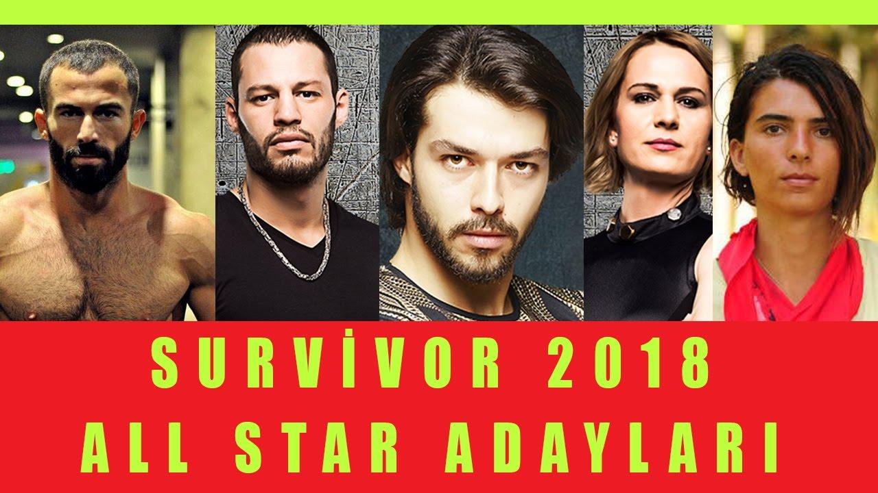 Survivor 2019 ALL STAR Ünlüler Kadrosu Açıklanıyor