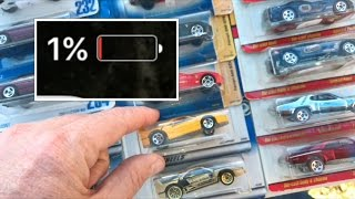 LET'S GO PICKIN FOR HOT WHEELS, MATCHBOX, RACING CHAMPIONS, and more...