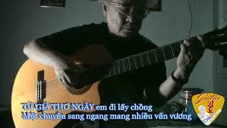 TỪ GIÃ THƠ NGÂY (Minh Kỳ&Nguyễn Hiền)