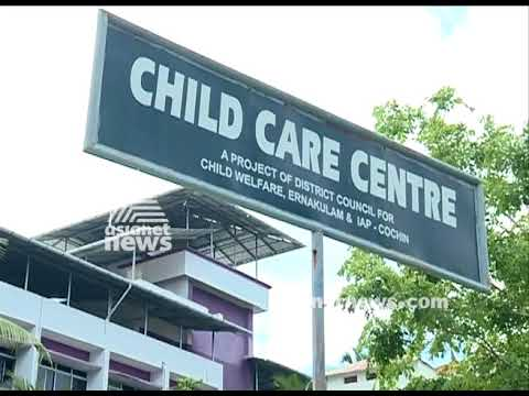 Child care center office found closed in Ernakulam